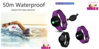 Cool Watch: Orologio Sportivo da Nuoto Smart Watch con cardiofrequenzimetro per monitoraggio, funziona davvero? Recensioni, opinioni e dove comprarlo