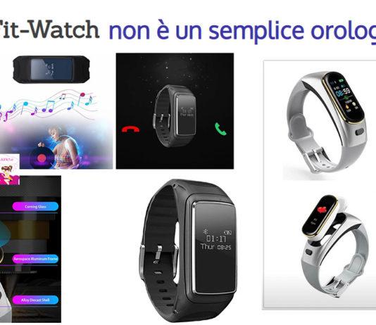 Earphone Fit-Watch: smartwatch auticolare intelligente per il monitoraggio di sport e sonno, funziona davvero? Recensioni, opinioni e dove comprarlo