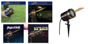 Magia di Stelle (Dmc): proiettore laser natalizio a luci led per interno ed esterno, funziona davvero? Recensioni, opinioni e dove comprarlo