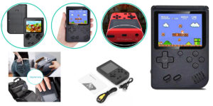 G-Games®: console portatile retrogaming compresa di giochi e ricarica Usb, funziona davvero? Recensioni, opinioni e dove comprarla