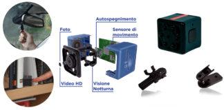 Mini Cam Wi Fi: micro telecamera di sicurezza HD e Wireless, funziona davvero? Recensioni, opinioni e dove comprarla