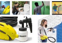 Vernice spray Total Painter: Serbatoio Spray per pitturare interni ed esterni, funziona davvero? Recensioni, opinioni e dove comprarlo