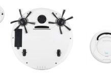X-Sweep UP: aspirapolvere Robot con Funzione pulitrice ed aspirante 2 in 1, funziona davvero? Recensioni, opinioni e dove comprarlo