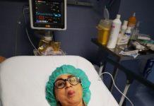 """Luciana Littizzetto operata alla rotula: """"Gnocca da paura ma operazione ok"""""""