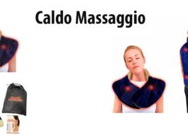 Caldo Massaggio: coperta elettrica a fascia per le spalle che dona calore e sblocca i muscoli rigidi e contratti, funziona davvero? Caratteristiche, Recensioni, opinioni e dove comprarla