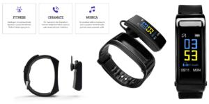 Earphone Fit-Watch Pro: smartwatch auricolare intelligente per il monitoraggio di sport e sonno, funziona davvero? Recensioni, opinioni e dove comprarlo