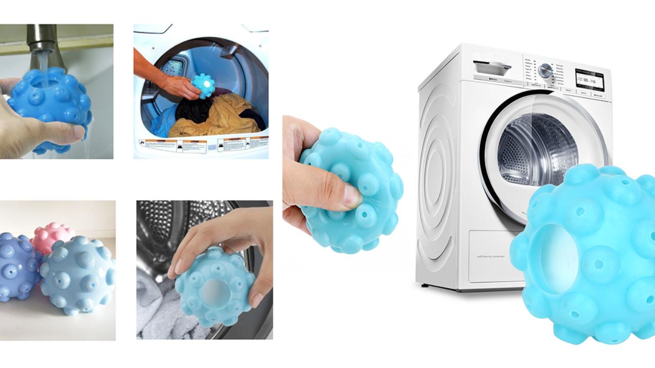 Cosa Non Mettere Nell Asciugatrice iron ball: palla stira tutto a vapore per asciugatrice