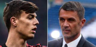 """Paolo Maldini e il figlio Daniel hanno contratto il CoronaVirus: """"non è una normale influenza"""""""