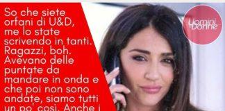 """Raffaella Mennoia si esprime sulla decisione di sospendere Uomini e Donne: """"avevamo delle puntate pronte"""""""