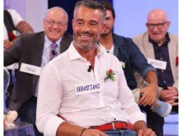"""Sebastiano Mignosa di Uomini e Donne Trono Over pentito di aver lasciato Denise Pantano: """"la amo ancora"""""""