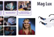 MagLux: occhiali di ingrandimento con luci led unisex, funzionano davvero? Caratteristiche, opinioni e dove comprarlo