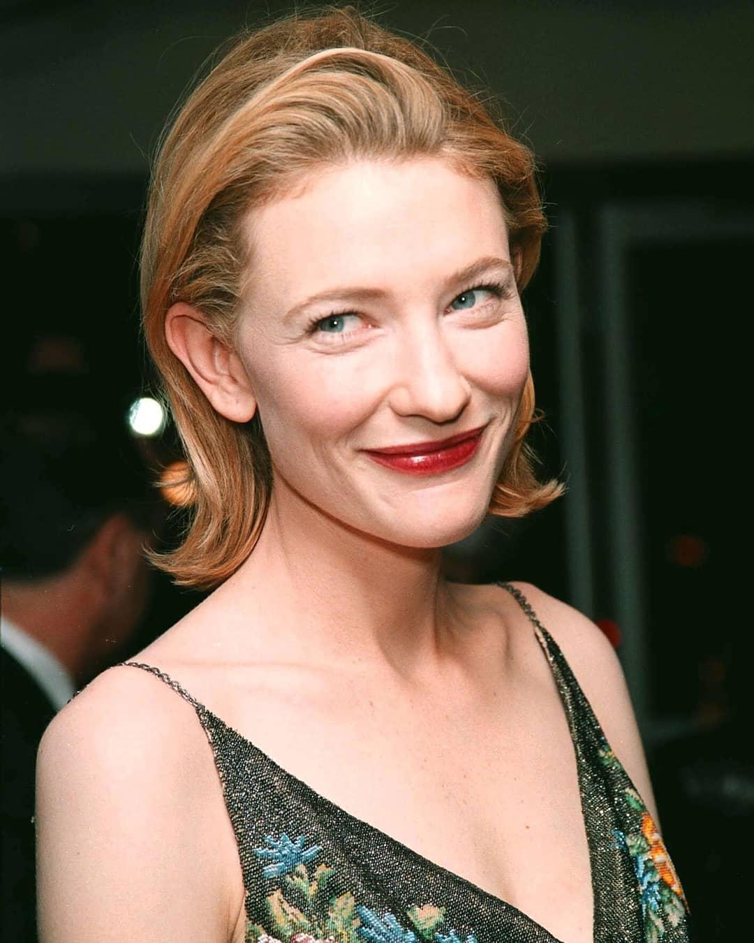 Cate Blanchett biografia: chi è, età, altezza, peso, figli, marito ...
