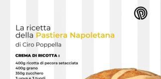 Come fare Pastiera Napoletana di Ciro Poppella: Video Ricetta, cosa occorre e preparazione