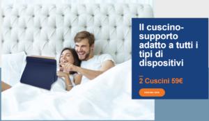 Digi Cushion: cuscino-supporto adatto a tutti i tipi di dispositivi, funziona davvero? Caratteristiche, recensioni, opinioni e dove comprarlo