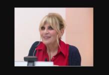 """Gemma Galgani del Trono Over fa sapere di ispirarsi a Jane Fonda: """"volersi bene nella terza età"""""""