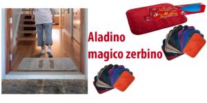 Aladino Magico Zerbino: asciuga passi immediato in microfibra, funziona davvero? Caratteristiche, recensioni, opinioni e dove comprarlo