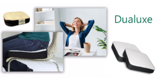 Dualuxe®: cuscino per seduta ortopedico in memory foam, funziona davvero? Caratteristiche, recensioni, opinioni e dove comprarlo