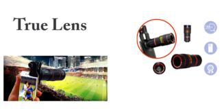 TrueLens: kit obiettivo zoom per fotocamera del cellulare, funziona davvero? Caratteristiche, opinioni e dove comprarlo