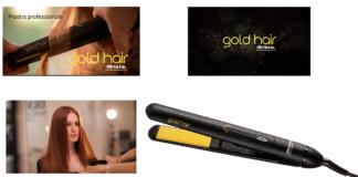 Gold Hair Ariete: piastra professionale con lamelle in ceramica, funziona davvero? Caratteristiche, recensioni, opinioni e dove comprarla
