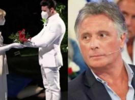 Giorgio Manetti non convinto della conoscenza tra Gemma e Nicola Sirius: la dama gli risponde a tono