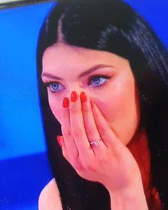 Giovanna Abate di Uomini e Donne ha scelto Sammy: lui ha risposto di no