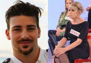 Lorenzo Riccardi di Uomini e Donne contro Nicola Vivarelli: