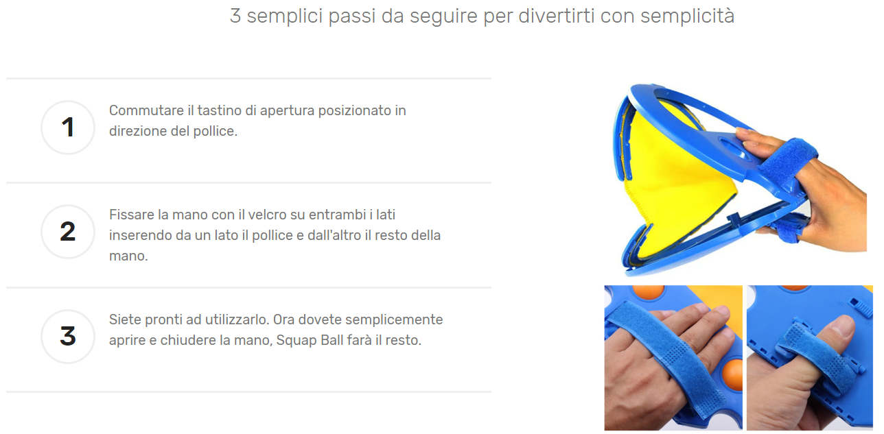 Squap Ball: racchette Squap per giocare ovunque, funzionano davvero? Come funziona, opinioni e dove comprarle