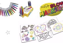 Blow Markers Magic Spray Pens: pennarelli magici soffia soffia, funzionano davvero? Caratteristiche, opinioni e dove comprarli