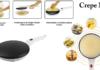 Crepe Maker: piastra elettrica antiaderente per preparare le crepes, funziona davvero? Caratteristiche, opinioni e dove comprarla