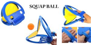 Squap Ball: racchette Squap per giocare ovunque, funzionano davvero? Come utilizzarle, opinioni e dove comprarle
