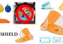 Sun Shield: telo con tenda parasole da spiaggia e giardino, funziona davvero? Caratteristiche, opinioni e dove comprarlo
