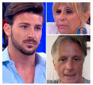 Giorgio Manetti contro Nicola Vivarelli di Uomini e Donne: