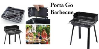 Porta Go: barbecue portatile facile da smontare e montare, funziona davvero? Caratteristiche, opinioni e dove comprarlo