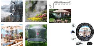 Fresh Air System: sistema di nebulizzazione da esterno, funziona davvero? Caratteristiche, recensioni, opinioni e dove comprarlo