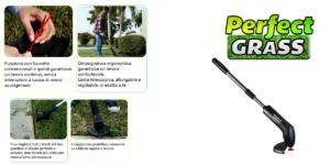 Perfect Grass: tosaerba senza filo ricaricabile, funziona davvero? Caratteristiche, opinioni e dove comprarlo