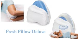 Fresh Pillow: cuscino ergonomico per allineamento di gambe e schiena in Memory Foam per Uomo e Donna, funziona davvero? Caratteristiche, opinioni e dove comprarlo