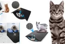 Cat & Clean: tappeto per lettiera con sistema Anti-Sabbietta, funziona davvero? Caratteristiche, opinioni e dove comprarlo