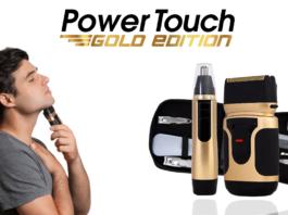 Power Touch Gold Edition: rasoio impermeabile con doppia lama e tecnologia Wet & Dry, funziona davvero? Caratteristiche, opinioni e dove comprarlo