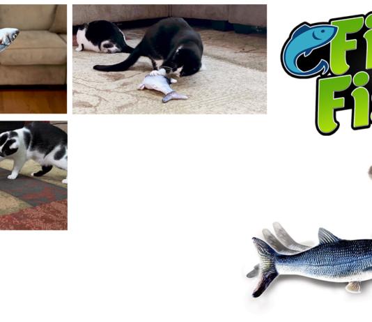 Fishy Fish: Pesce giocattolo con sensore di movimento per gatti, funziona davvero? Caratteristiche, opinioni e dove comprarlo