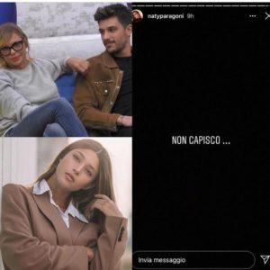 Natalia Paragoni commenta la vicinanza tra Andrea Zelletta e Matilde Brandi al Gf Vip: