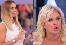 """Tina Cipollari e Pamela Barretta hanno lite furiosa a Uomini e Donne: """"malata, fatti una vita"""""""