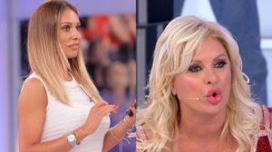 Tina Cipollari e Pamela Barretta hanno lite furiosa a Uomini e Donne: