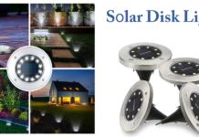 Solar Disk Light: Led ad Energia solare, funziona davvero? Caratteristiche, opinioni e dove comprarlo