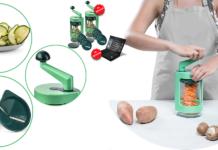 Super Gjiulietti: Affetta frutta e verdura con lama in acciaio, funziona davvero? Caratteristiche, opinioni e dove comprarlo
