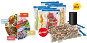 Vacuum Fresh Bags: kit sottovuoto con elettropompa per conservare gli alimenti, funziona davvero? Caratteristiche, opinioni e dove comprarlo