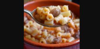 Come fare Pasta e Fagioli con le Cotiche ricetta napoletana: cosa occorre e preparazione