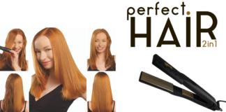 Perfect Hair 2 in 1: piastra asciuga e stira Effetto anti- crespo, funziona davvero? Caratteristiche, opinioni e dove comprarla