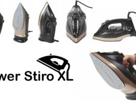 Power stiro XL: ferro da stiro con Piastra in ceramica anti-aderente, funziona davvero? Recensioni, caratteristiche, opinioni e dove comprarlo