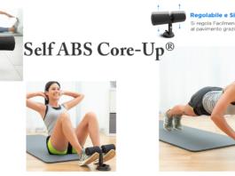 Self ABS Core-Up®: strumento per allenare addominali e muscoli del corpo, funziona davvero? Caratteristiche, recensioni, opinioni e dove comprarlo