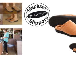 Stepluxe Slippers Winter ciabatte antifatica con gel comfort, funzionano davvero? Caratteristiche, opinioni e dove comprarlo